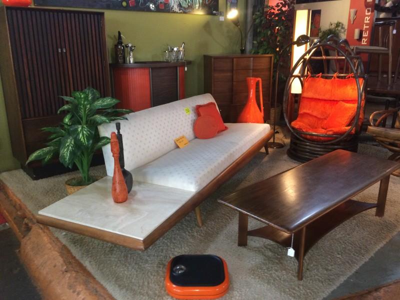 Classic Mid-Century Sofas SOLD